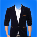 Casual Man Suit Photo Maker