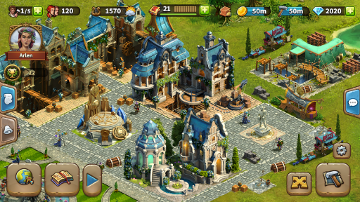Elvenar - Fantasy Kingdom screenshot 1