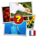 4 Images: Guess the Word - FRENCH