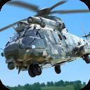 Armee Hubschrauber Transporter Pilot Simulator 3D