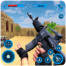 Army Counter Terrorist Attack Sniper Strike Shoot Icon