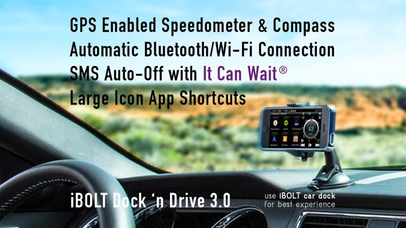 iBOLT Dock'n Drive 4 4 82679441 Download APK for Android