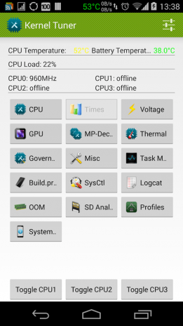 Kernel Tuner Pro 1 0 Download APK for Android - Aptoide