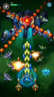 Infinite Shooting: Galaxy Attack screenshot 5