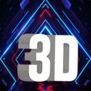 3D Aesthetic Wallpaper