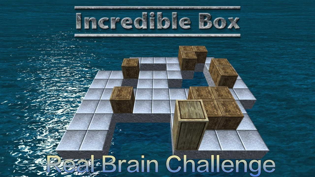 Incredible Box - Mission Impossible screenshot 1