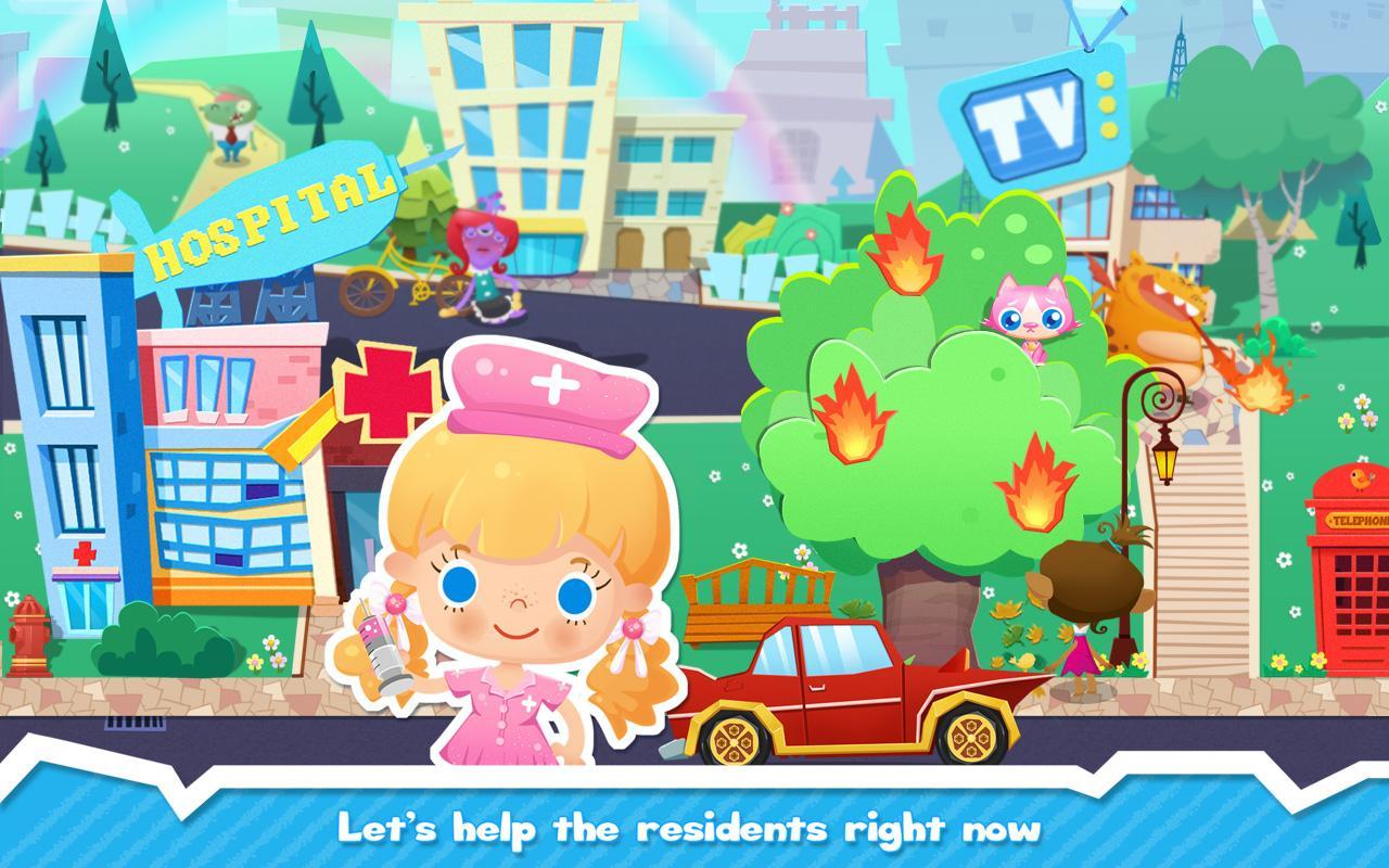 Candy's Town screenshot 2