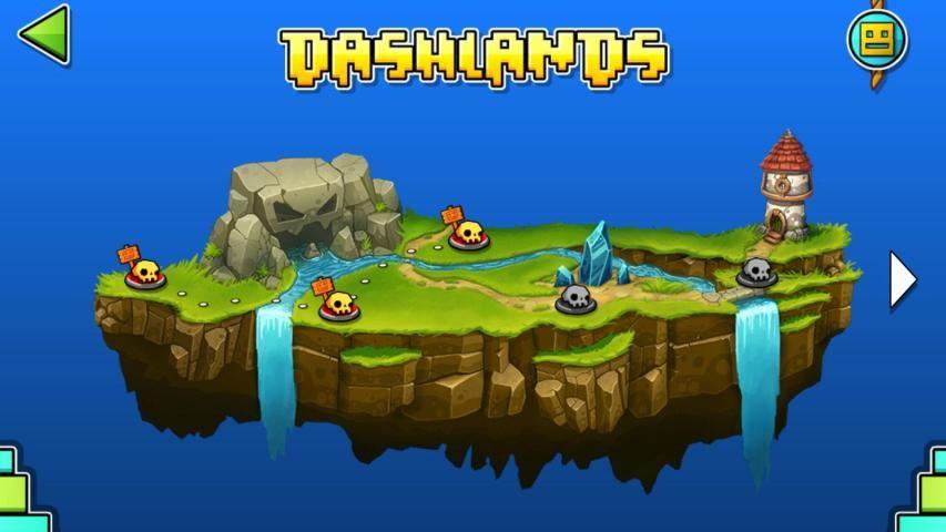 Geometry Dash World screenshot 2