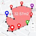 Area Calculator For Land - GPS Area Measurement
