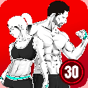 Fitness: Free Workout & Trainer at Home