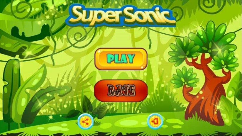 super sonic game free download for android