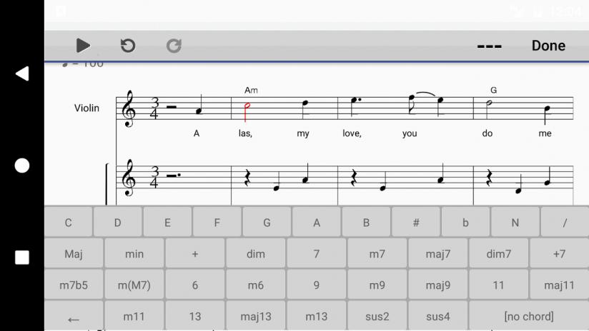 Score Creator Write Music Compose Music Score 25 Download Apk