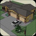 Roof Sketchup Design