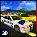 Polizei Rob Chase Auto 3D: wütende Stadt Polizei