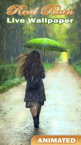 Live Rain Wallpaper With Sound Real Water Drops 1 2 Download