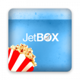 JetBOX App - Download Movies and TV Shows Icon
