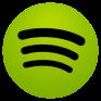 spotify music आयकॉन