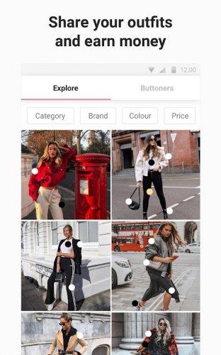 21 Buttons - Fashion Network & Clothes Shopping screenshot 8