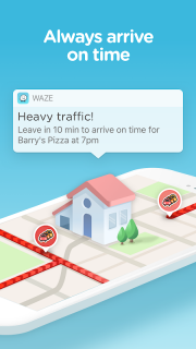 Waze - GPS, Maps, Traffic Alerts & Sat Nav screenshot 8