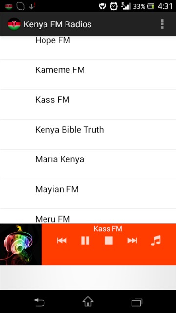 Hope fm kenya programs for downloading