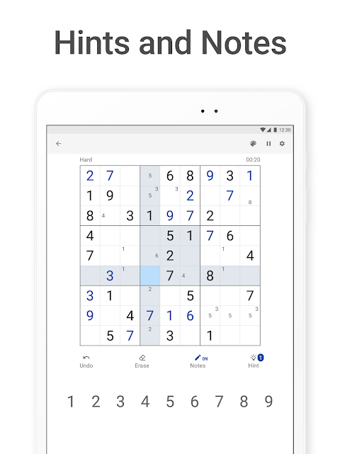 Sudoku.com - Free Game screenshot 1