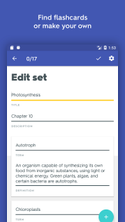 Quizlet: Learn Languages and Vocab with Flashcards screenshot 3