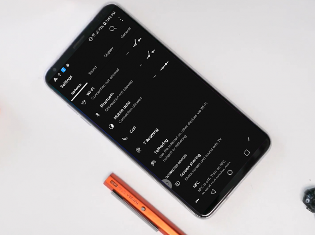 Simple Dark Theme LG G6 V20 G5 V30 2 0 Download APK for
