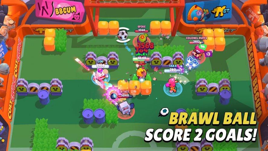 Brawl Stars screenshot 11