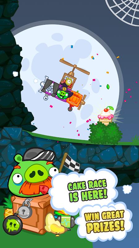 Bad Piggies HD screenshot 2