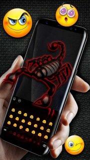 Scorpion Keyboard screenshot 3