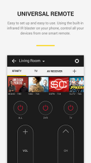 Peel Smart Remote TV Guide screenshot 3