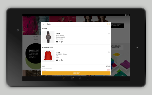 Zalando Lounge - Shopping Club screenshot 11