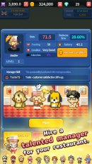 Retro Fish Chef — The Fish Restaurant v 1.13 Мод (Unlimited Gold Coins/Gems) 2