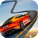 Extreme GT Racing Impossible Sky Ramp New Stunts