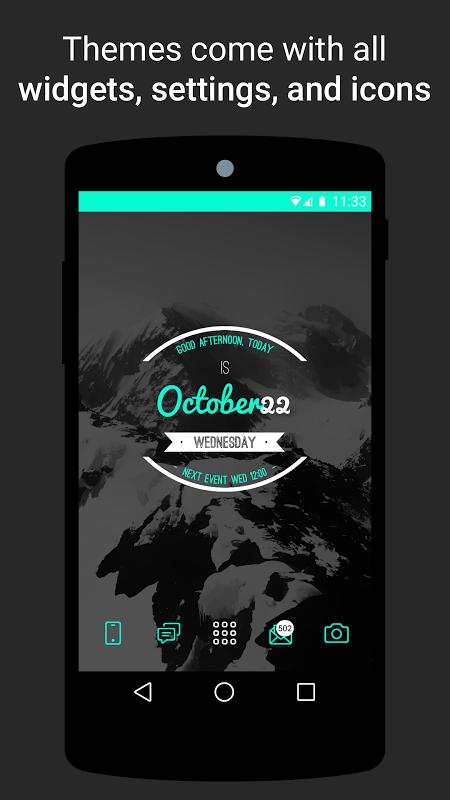 Themer Beta screenshot 2