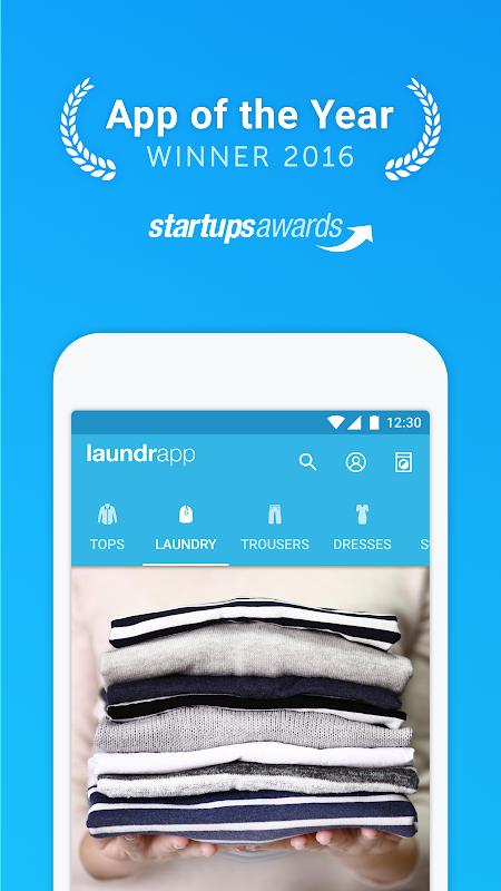 Laundrapp: Laundry & Cleaning screenshot 1