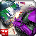 Demolition Derby Car Crash Drift Driving 2021 game