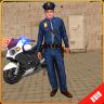 Police chasing bikes 2019 Icon