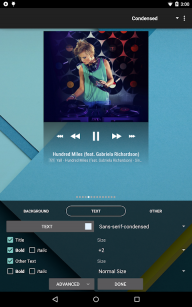 Poweramp screenshot 18