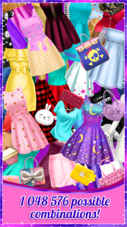 Trendy Fashion Styles Dress Up screenshot 4