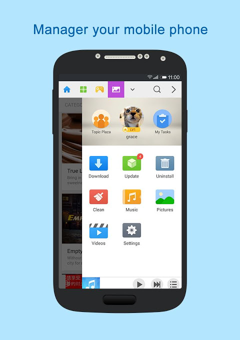mobogenie market pour android