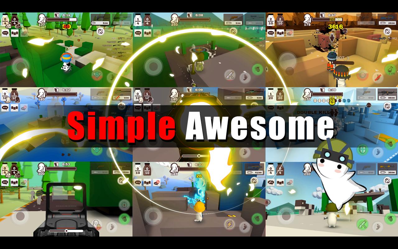 MilkChoco - Online FPS screenshot 10