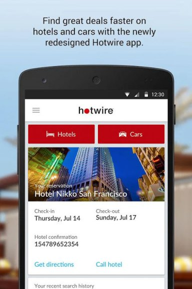 Hotwire Hotel & Car Rental App | Download APK for Android - Aptoide