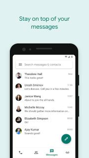 Google Voice screenshot 5