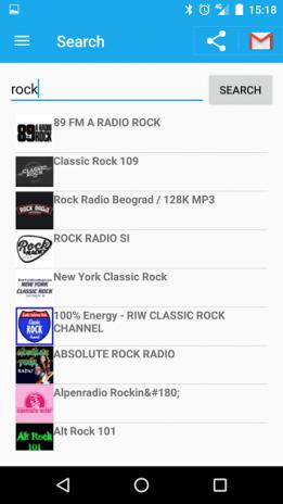 Nomy : Shoutcast RadIO Media Player 2 21 Descargar APK para Android