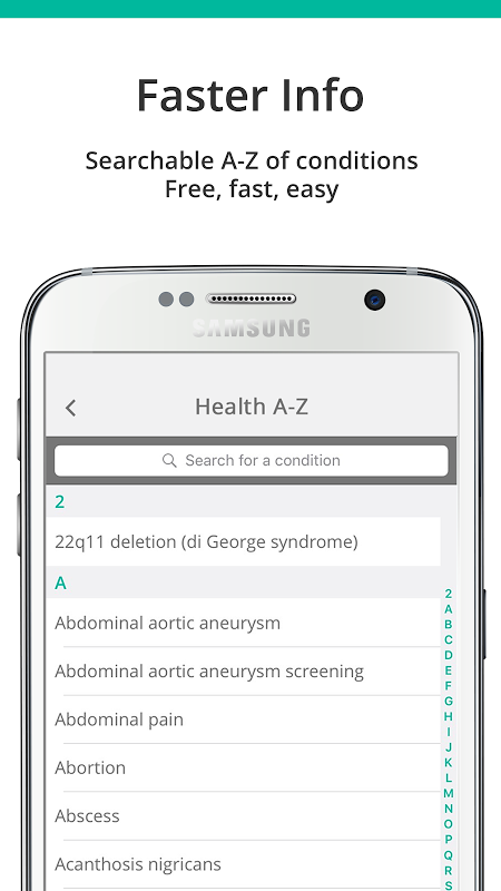 Your.MD: Symptom Checker, Health Tracker, HIV Quiz screenshot 2