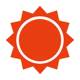 AccuWeather spring weather alerts & local forecast Icon