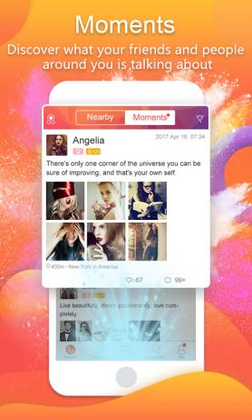 Standort Dating-App iphone