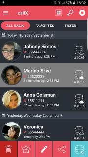 callX screenshot 5