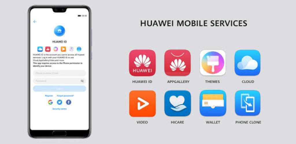 приложение приложение huawei contact apk